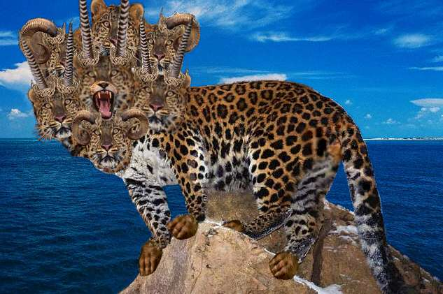 The Leopard Beast is given its power by the dragon.